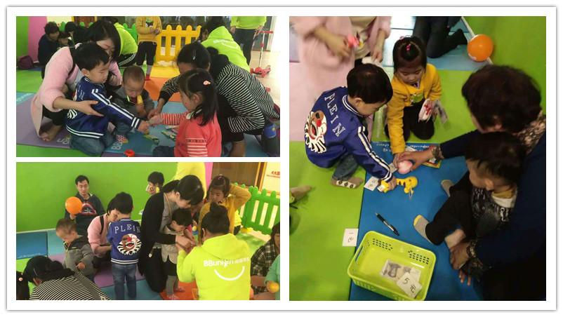 "bbunion国际早教上海中心活动花絮:""小小老板""跳蚤市场招募培训"